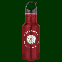 Yorkshire Born and Bred 532 Ml Water Bottle