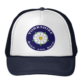 Yorkshire Born and Bred Cap