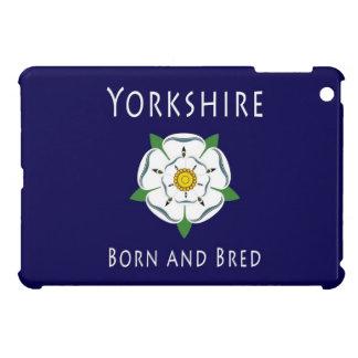Yorkshire Born and Bred iPad Mini Cover