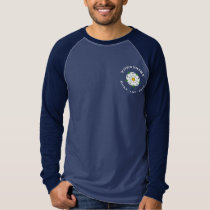 Yorkshire Born and Bred long sleeved Jersey T-Shirt