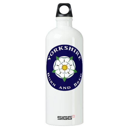 Yorkshire Born and Bred SIGG Traveller 1.0L Water Bottle