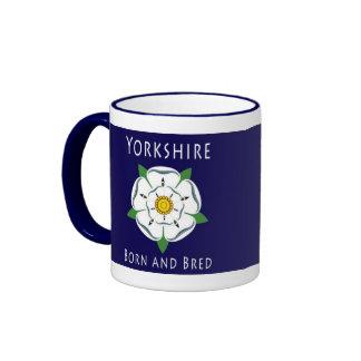 Yorkshire Born Bred Mug