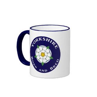 Yorkshire Born & Bred Mug