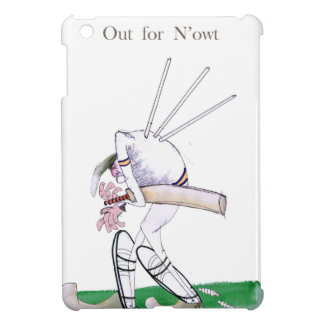 Yorkshire Cricket 'out for n'owt' iPad Mini Case