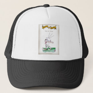 Yorkshire Cricket 'out for n'owt' Trucker Hat