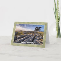 Yorkshire Dales Birthday Card