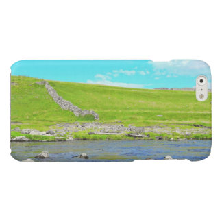 Yorkshire dales blue sky iPhone 6 plus case