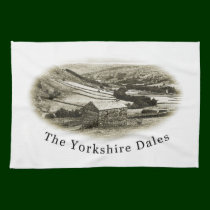 Yorkshire Dales Bred Tea Towel