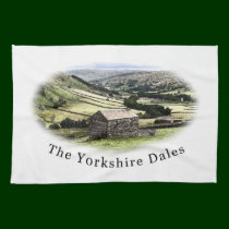 Yorkshire Dales Tea Towel