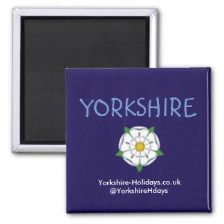 Yorkshire-Holidays Fridge Magnet