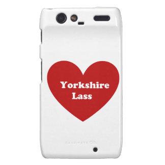 Yorkshire Lass Droid RAZR Covers
