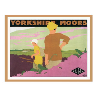 Yorkshire Moors Post Cards