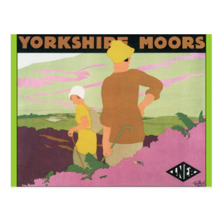 Yorkshire Moors Postcards
