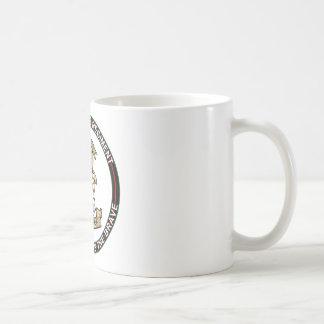 Yorkshire Regiment Basic White Mug