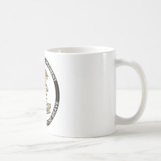 Yorkshire Regiment Classic White Coffee Mug