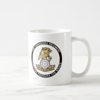 Yorkshire Regiment Mugs