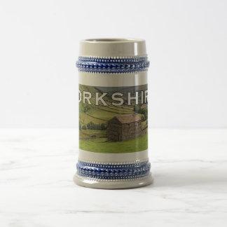 Yorkshire Stein Coffee Mug