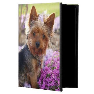 Yorkshire Terrier dog, yorkie cute ipad air case