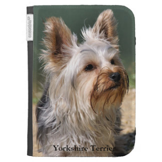 Yorkshire Terrier Kindle Cover