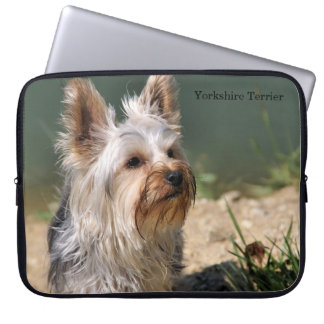 Yorkshire Terrier Laptop Sleeve