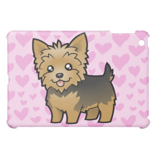 Yorkshire Terrier Love (short hair) add a pern Case For The iPad Mini