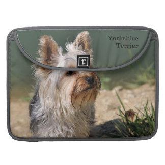 Yorkshire Terrier MacBook Pro Sleeve