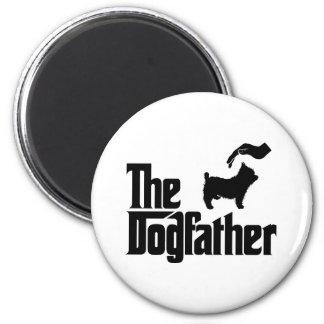 Yorkshire Terrier 6 Cm Round Magnet