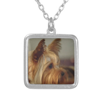 Yorkshire Terrier Personalised Necklace