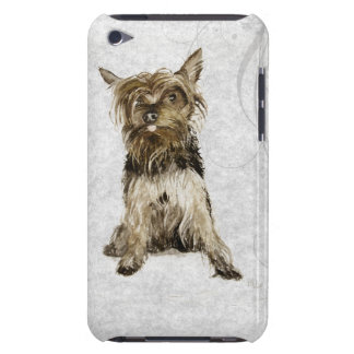 Yorkshire Terrier Painting Case-Mate iPod Touch Case