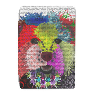 Yorkshire Terrier - Patchwork iPad Mini Cover
