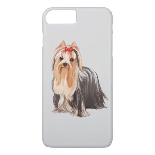 Yorkshire Terrier Portrait iPhone 8 Plus/7 Plus Case