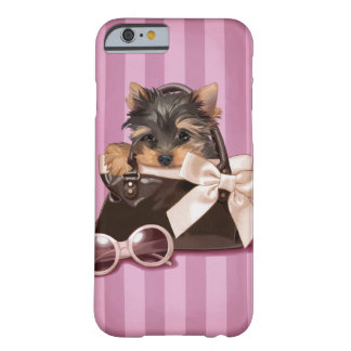 Yorkshire Terrier Puppy Barely There iPhone 6 Case