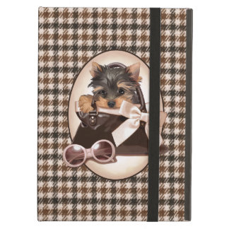 Yorkshire Terrier Puppy iPad Air Case