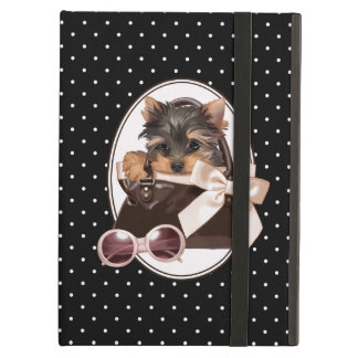 Yorkshire Terrier Puppy iPad Air Cases