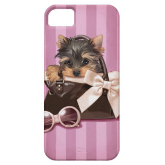 Yorkshire Terrier Puppy iPhone 5 Cover