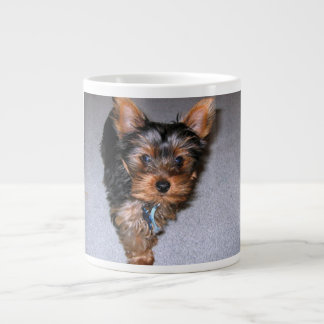 yorkshire terrier puppy.png large coffee mug