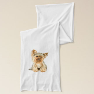 Yorkshire Terrier Scarf