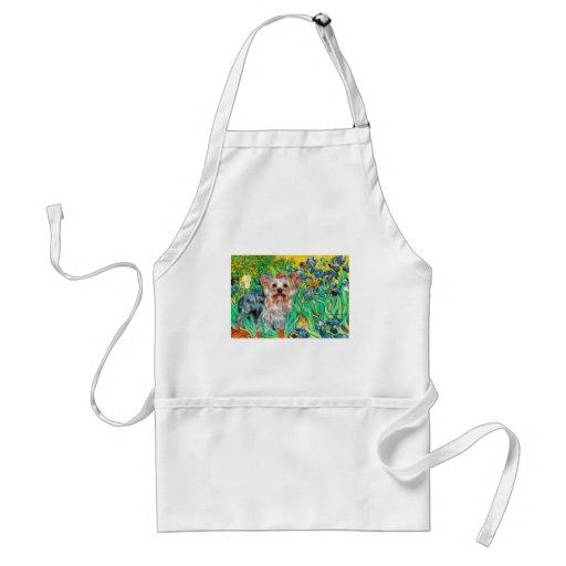 Yorkshire Terrier (T) - Irises Adult Apron