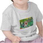 Yorkshire Terrier (T) - Irises Tshirt