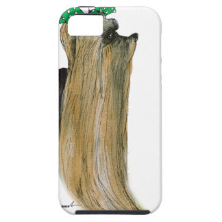Yorkshire Terrier, tony fernandes iPhone 5 Covers