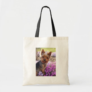 Yorkshire Terrier Tote Bags