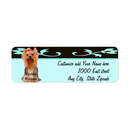 Yorkshire Terrier - Yorkie Kisses