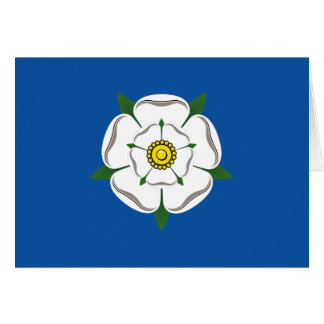 Yorkshire, United Kingdom Card
