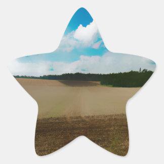 Yorkshire, with a artistic blur star sticker