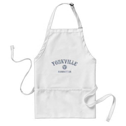 Yorkville Apron