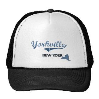 Yorkville New York City Classic Cap
