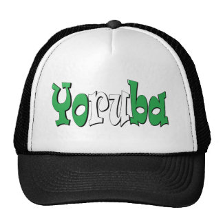 Yoruba (Nigerian Flag) Trucker Hat