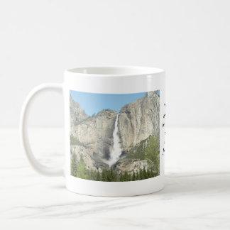 Yosemite Basic White Mug