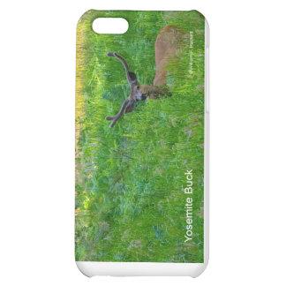 Yosemite Buck California Products iPhone 5C Covers
