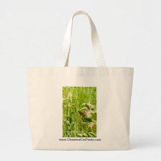 Yosemite Butterfly California Products Jumbo Tote Bag